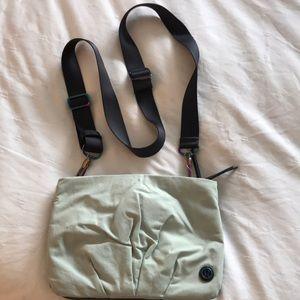 Lululemon crossbody purse